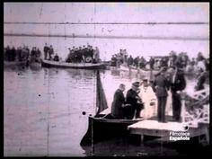 ALFONSO XIII EN ALICANTE  Creo que esta grabacion fue realizados, 1905,  por Ángel García Cardona para Casa Cuesta
