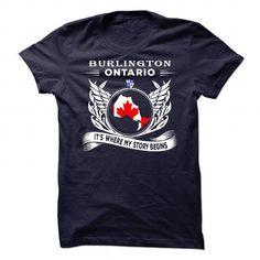 Burlington - Its where my story begins v^1^ - #sweatshirt outfit #sudaderas sweatshirt. OBTAIN => https://www.sunfrog.com/States/Burlington--Its-where-my-story-begins-v1.html?68278