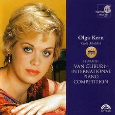 11th Van Cliburn Piano Competition-Olga Kern-harmonia mundi