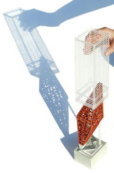 """Gallery - Subversive Methods Make A Skyscraper in Michael Ryan Charters and Ranjit John Korah's """"Unveiled"""" - 7"""