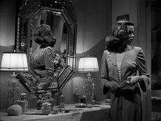 Hollywood Visage: Laura (1944): Gene Tierney