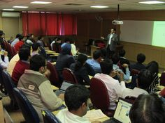 At IMI Delhi , The most interesting questions were around LinkedIn recommendations