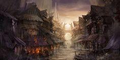 OSMADTH - Bancur Slums by flaviobolla