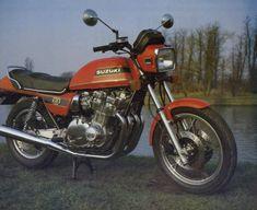 Suzuki Gsx 750, Suzuki Bikes, Suzuki Motorcycle, Japanese Motorcycle, Old Bikes, Classic Bikes, Super Bikes, Vintage Motorcycles, Custom Bikes