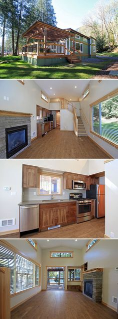 Marvelous and impressive tiny houses design that maximize style and function no 50 #smallroomdesigntinyhouses