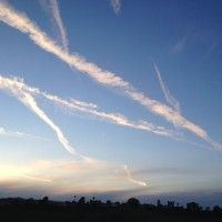 Chemtrails or Contrails? The Population Control Debate