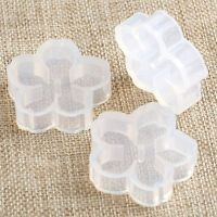 Craft Silicone Flowers Mold Making Jewelry Pendant Resin Casting Mould Accessory