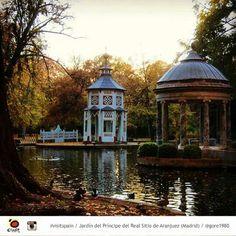 Aranjuez. Jardin del Principe