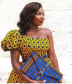 "543 Likes, 1 Comments - Ankara Collections (@ankaracollections) on Instagram: ""Gorgeous @ironyofashi #ankaracollections #bellanaijaweddings"""