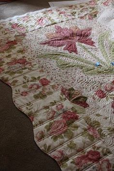 Lovely quilting detail
