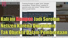 #PilkadaDKI #AntiAhok #TemanAhok Kali ini Kompas Jadi Sorotan Netizen Karena Dipandang Tak Objektif Dalam Pemberitaan