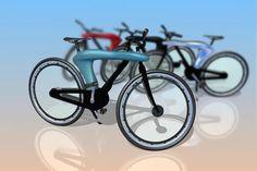 E-bike Designed by Product Designer Kasper Jensen