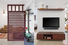 Bangalore home interior design Smart Kitchen, Open Plan Kitchen, Open Shelving, Minimalist Design, Dining Area, Home Interior Design, House Plans, New Homes, Furniture