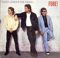 Huey Lewis And The News* - Fore! at Discogs
