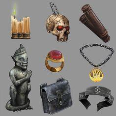 Magic Items Algadon 1 by Seraph777.deviantart.com on @DeviantArt