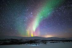 Spectacular aurora borealis self-portraits by Tiina Tormanen   #arctic #auroraborealis #finland #landscape #landscapephoto #tiinatormanen #travel #travelphoto #winter #winterwonderland
