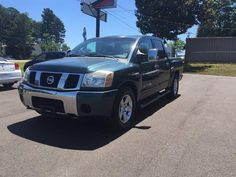 Used 2005 Nissan Titan SE Crew Cab 2WD for Sale in Jackson MS 39209 Diversified Auto Sales