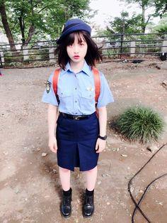埋め込み Asian Woman, Asian Girl, Hashimoto Kanna, Kawaii Cosplay, Cute Japanese Girl, Best Portraits, Western Outfits, Occasion Wear, School Uniform