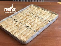 Patatesli Börek Tray, Ice, Kitchen, Cooking, Kitchens, Trays, Ice Cream, Cuisine, Cucina