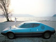 Five Reasons Why Your Next Car Should Be A Bertone - Petrolicious