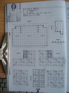 女士毛衣钩针编织实例1 - 子萱 - Picasa Web Albümleri