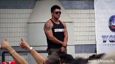 Security at the brazilian festival 2012 in Tokyo ^^