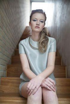 Photographer: Caoimhe Hahn Stylist: Raquel Trejo Garrido Styling Assistant: Azucena Franco Model: Stella Tattan from Morgan the Agency MUA: Lisa Redmon Hair: Aoife Coffey