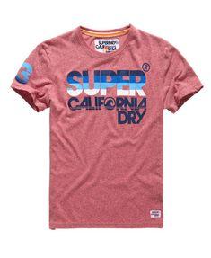 Superdry Sun & Surf Barrel T-Shirt
