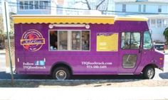 TFQ-The French Quarter in the big purple truck is the area's newest edition to gourmet food on four wheels.