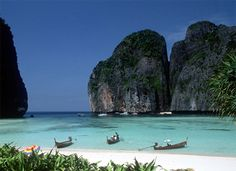 Thailand beaches, yes please!