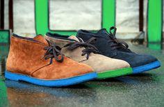 Buttero Colored Sole Desert Boot F/W 2012