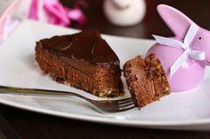 Tarte à la mousse au chocolat végétale, façon cheesecake [vegan] / blog Les petits plats de Rose