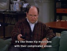 """When you feel out of touch with the latest trends: 