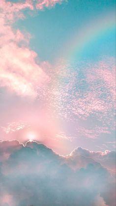 Cloud Wallpaper, Rainbow Wallpaper, Iphone Background Wallpaper, Screen Wallpaper, Disney Wallpaper, Nature Wallpaper, Galaxy Wallpaper Iphone, Pink Wallpaper Samsung, Iphone Wallpapers