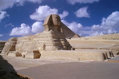 How to Build a Model of the Sphinx of Giza