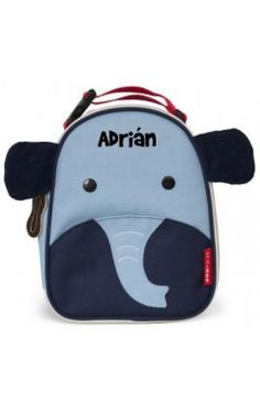 Zoolunchies Elephant personalizada