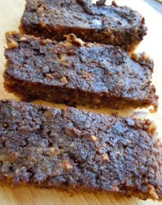 The Coach's Oats Blog: Protein Snack Bars 2 Ways