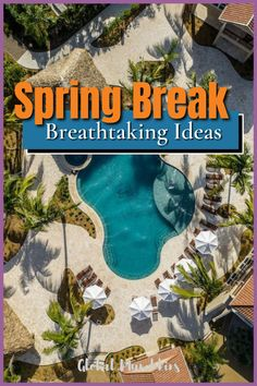 If you are looking for a phenomenal spring break destination for your family I have the perfect resort. Check out my amazing list of family-friendly spring break destinations. #springbreak #luxe #vacation Spring Break Locations, Spring Break Destinations, Travel Expert, Travel Tips, American National Parks, Travel Inspiration, Travel Ideas, Places In America, Family Getaways