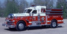 Different looking Seagrave