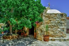 #church #orthodox #religion #christianity #architecture #building #yard #tree #stone #travel #kelia #cyprus built structure #plant building exterior #day no people #nature #growth #history #belief place of worship green color #spirituality the past #outdoors #sunlight travel destinations stone wall #5K #CC0 #publicdomain #royaltyfree Building Exterior, Place Of Worship, Public Domain, Green Colors, Christianity, Travel Destinations, The Past, Religion, Yard