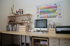 Haru's (and Phillip's) Home Office — The Perfect Workspace Contest 2010 | Apartment Therapy