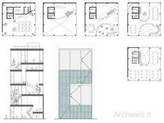 Shibaura House Building - Kazuyo Sejima Architecture