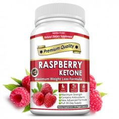 Pure Raspberry Ketones became popular when Dr. Oz called it the miracle in a bottle to burn your fat on his popular TV talk show. It's now the biggest diet craze. Natural Vitamins, Natural Supplements, Natural Multivitamin, Herbal Store, Raspberry Ketones, Herbal Extracts, Boost Metabolism, Diet And Nutrition, Vitamins And Minerals