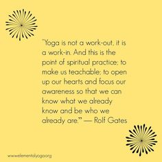 Inspirational Yoga Quotes | Yoga Teacher Mentor. >>> Check out more by clicking the image