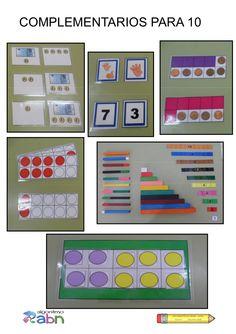by Rosa Piera via Slideshare Maths Area, Math Magic, Math Centers, Math Activities, Montessori, Classroom, Teaching, School, Multiplication