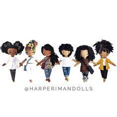 Felt Doll Patterns, Fabric Doll Pattern, Doll Clothes Patterns, Fabric Dolls, Sock Dolls, Felt Dolls, Baby Dolls, African Dolls, Doll Home