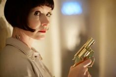 Interiors inspired by Miss Fisher's Murder Mysteries TV show