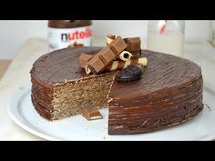 ¡La tarta de chocolate más fácil de preparar! Bakery, Recipies, Cupcakes, Cooking, Desserts, Food, Cheesecakes, Chocolates, Tatoos