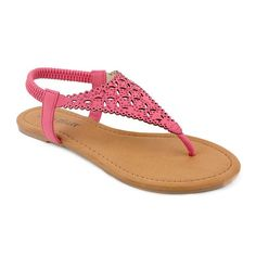 Olivia Miller Nella Women's ... Sandals buy cheap 2014 new for cheap price 1Ze5SN