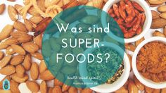 Was sind Superfoods - Superfoods are both – a food and a medicine. ~ David Wolfe  Superfoods sind Lebensmittel, die über einen besonders hohen und konzentrierten Anteil an wertvollen Inhaltsstoffen wie Antioxidantien, Vitaminen, Mineralien, etc. verfügen. Seit Anfang 2013 beschäftige ich mich intensiv mit dem Thema Superfoods.